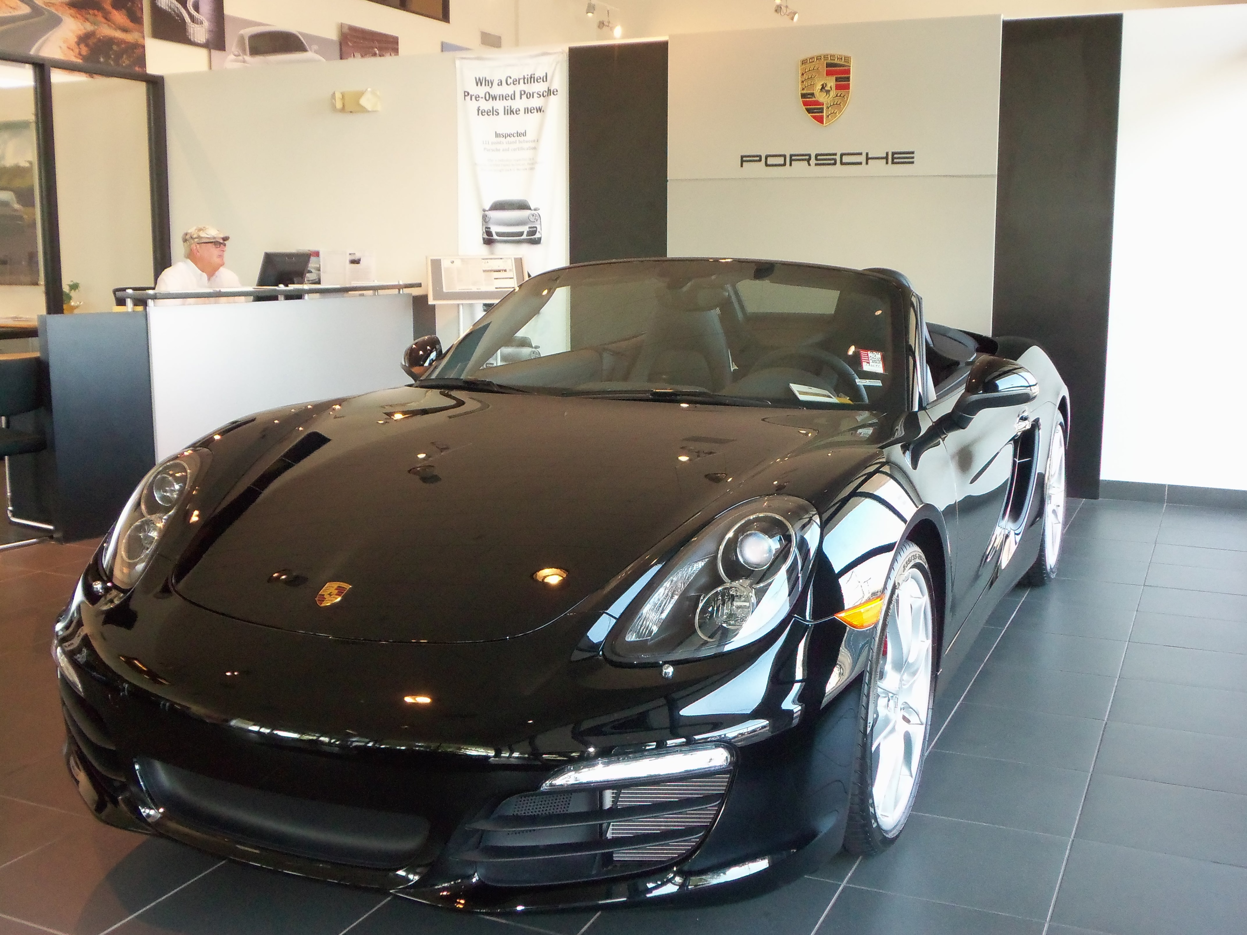 tom wood porsche hosts 2013 boxster unveiling | tom wood auto group