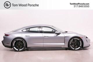 2020 Porsche Taycan 4S Sedan