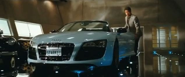 Tom Wood Auto Group Audi Vehicles Will Be Featured In Iron Man - Tom wood audi