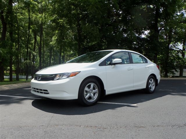 The First Thing You Notice About The Natural Gas Powered 2012 Honda Civic  Is That It Is Not Particularly Different Than A Regular Gasoline Powered  Honda ...