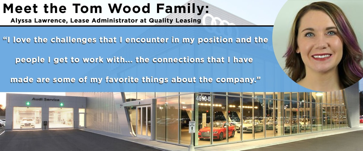 Employment Opportunities Tom Wood Auto Group