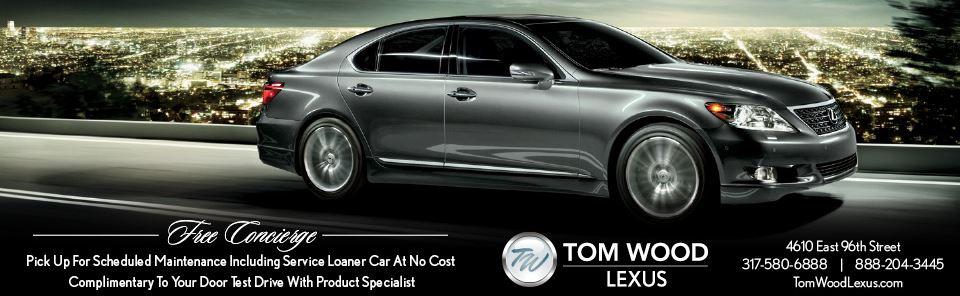 Superior ... Tom Wood Lexus Vehicle Concierge Program. We ...