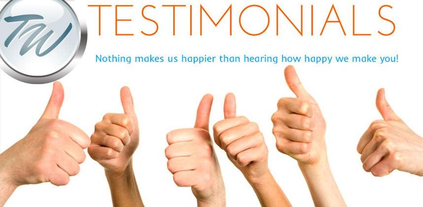 Testimonials Tom Wood Auto Group