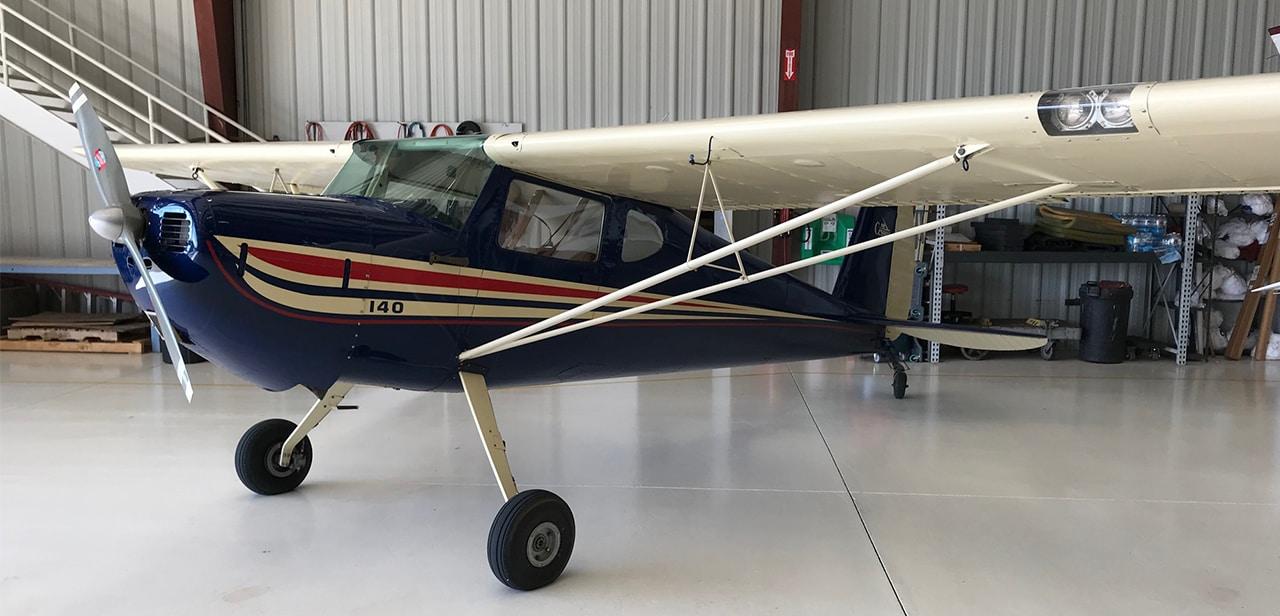 1946 Cessna 140 | Tom Wood Aviation