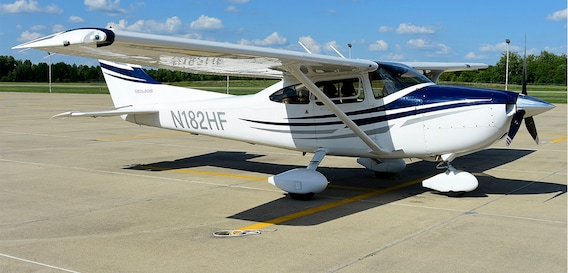 2005 Cessna 182T N182HF   Tom Wood Aviation