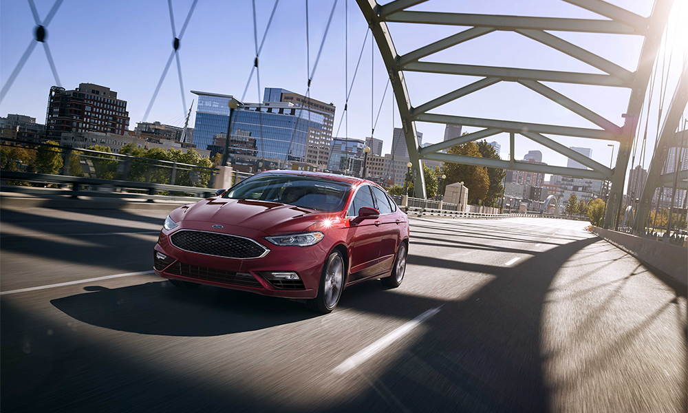 2016 Ford Fusion at Tom Wood Ford in Indianapolis Indiana