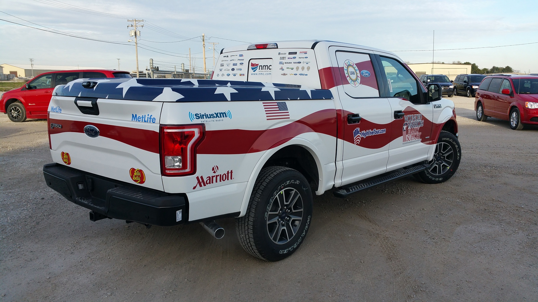 Wounded Warriors Tour To Stop At Tom Wood Ford Tom Wood Auto Group