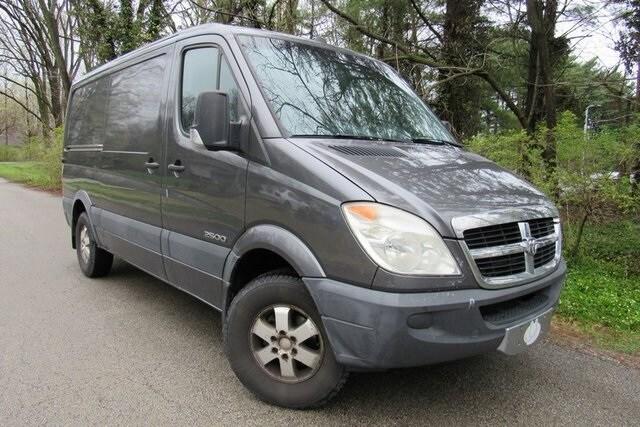2008 Dodge Sprinter 2500 High Roof Cargo Van