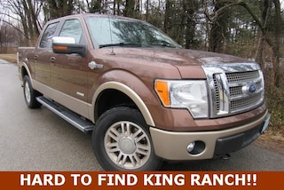 2011 Ford F-150 King Ranch Truck