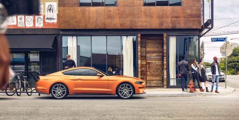 electronic line lock is standard on the 2018 ford mustang tom wood ford tom wood ford