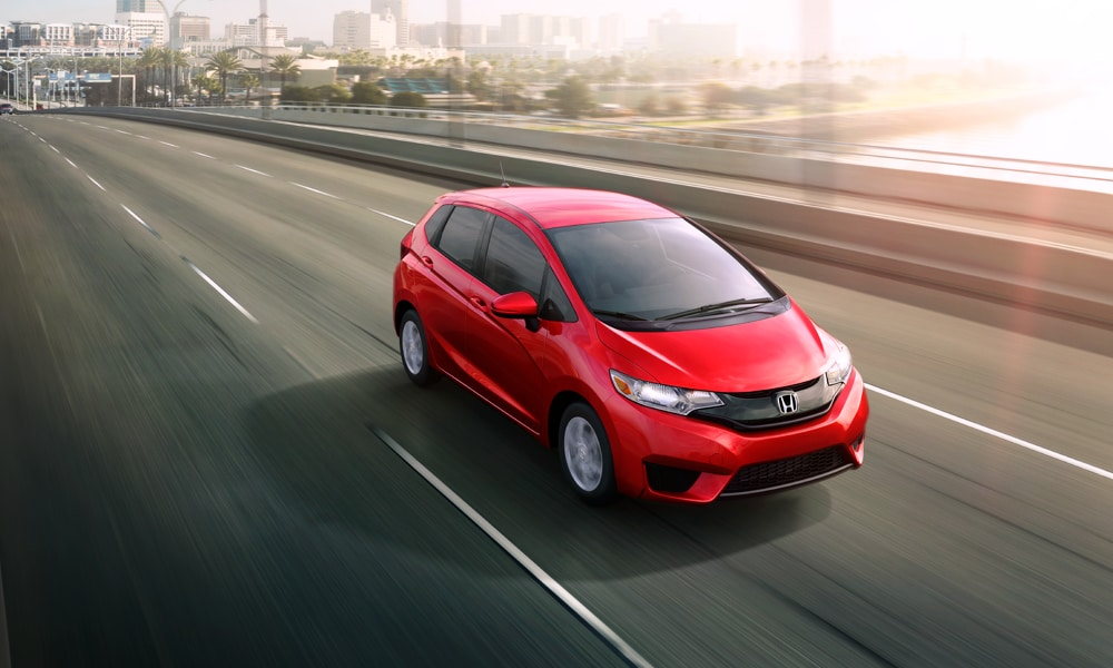 2016 Honda Fit at Tom Wood Honda in Indianapolis Indiana
