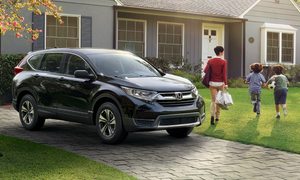 2016 Honda CR-V at Tom Wood Honda in Indianapolis Indiana