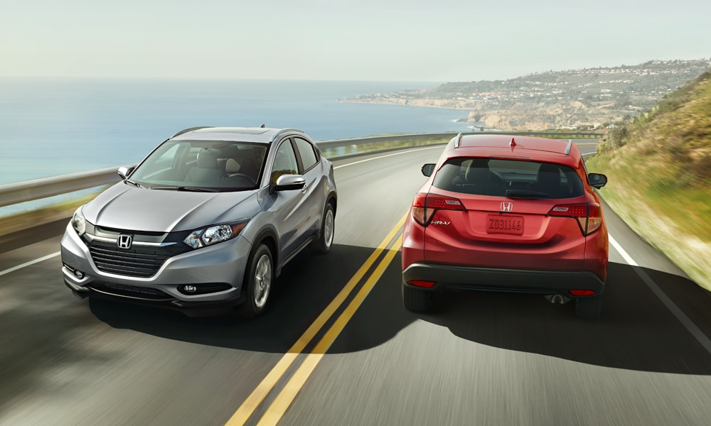 2016 Honda HR-V at Tom Wood Honda in Indianapolis Indiana