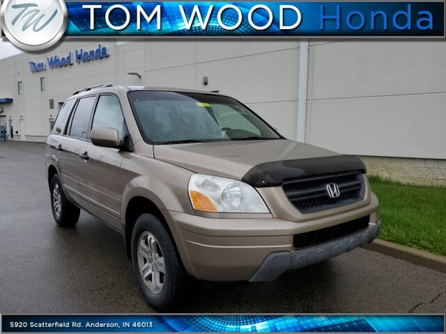 2003 Honda Pilot EX-L SUV