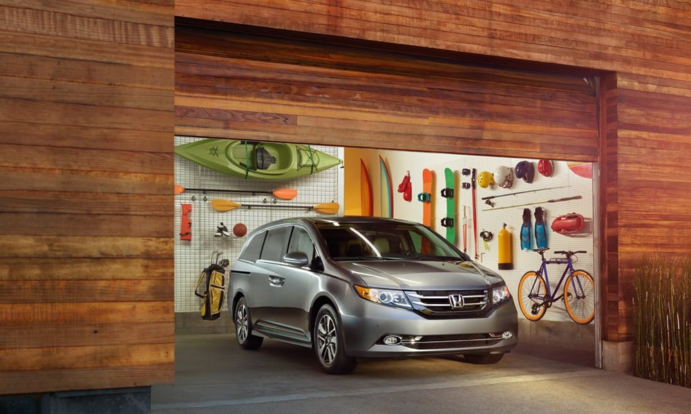 2016 Honda Odyssey at Tom Wood Honda in Indianapolis Indiana