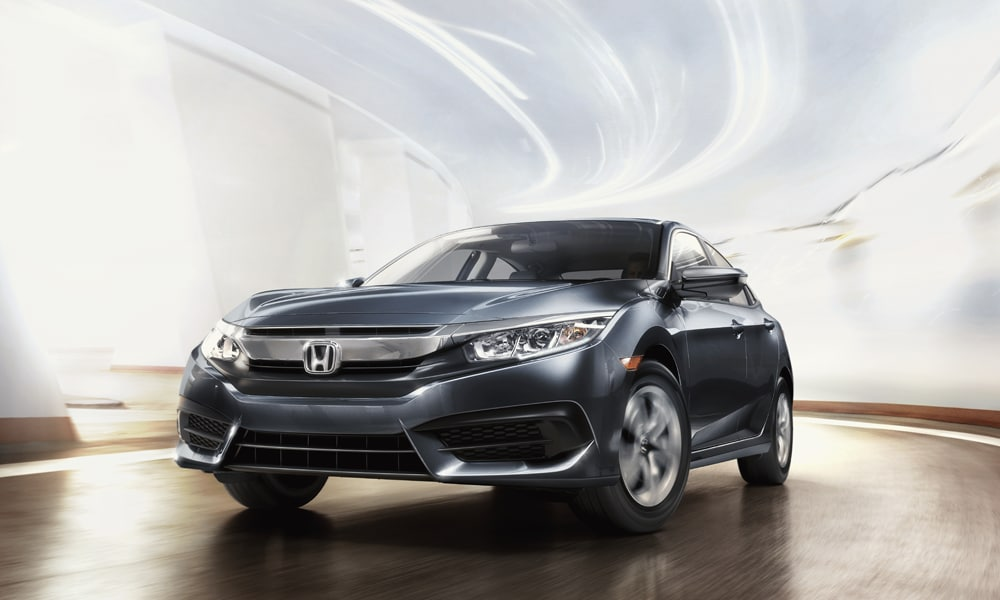 2016 Honda Civic at Tom Wood Honda in Indianapolis Indiana