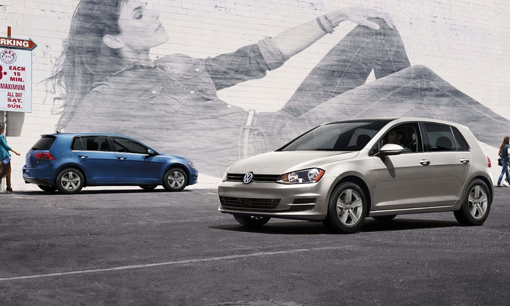 2017 Volkswagen Golf at Tom Wood Volkswagen in Indianapolis IN