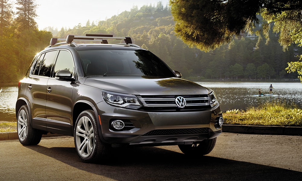 2016 Volkswagen Tiguan at Tom Wood Volkswagen in Indianapolis IN