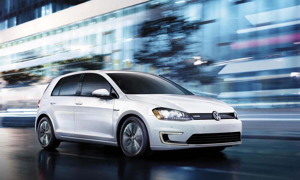 2016 Volkswagen e-Golf at Tom Wood Volkswagen in Indianapolis IN