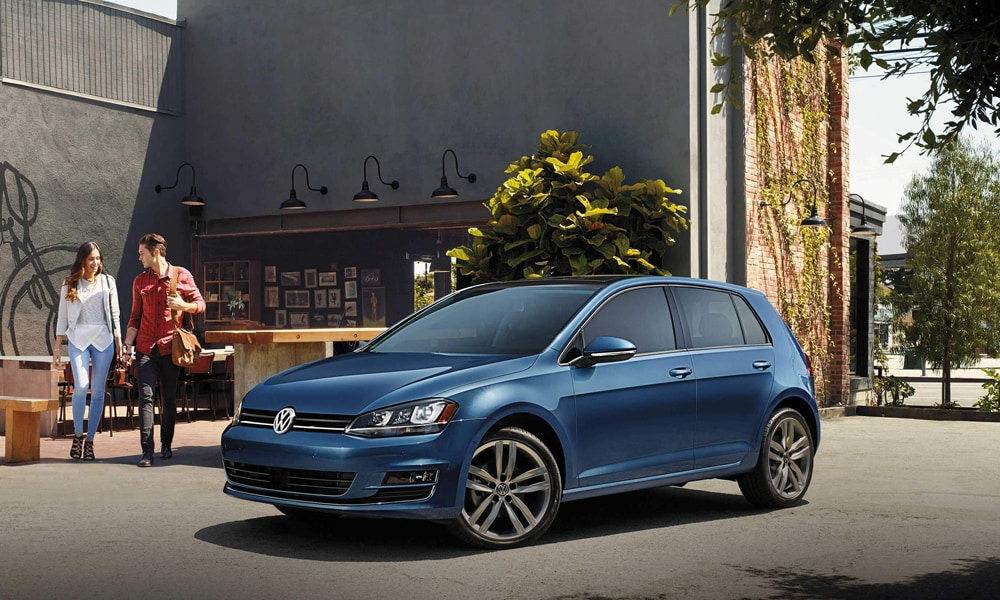 2016 Volkswagen Golf at Tom Wood Volkswagen in Indianapolis IN