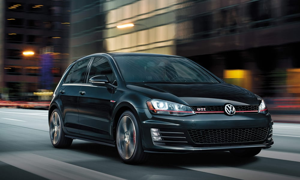 2016 Volkswagen Golf GTI at Tom Wood Volkswagen in Indianapolis IN