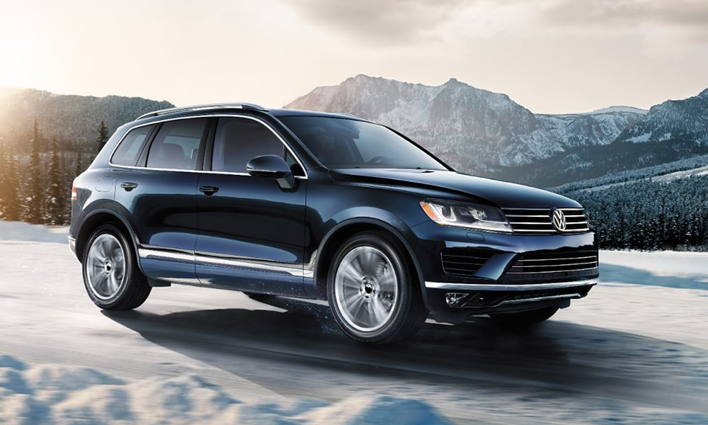 2017 Volkswagen Touareg at Tom Wood Volkswagen in Indianapolis IN
