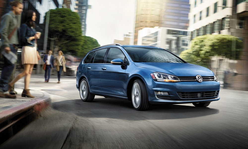 2016 Volkswagen Golf SportWagen at Tom Wood Volkswagen in Indianapolis IN
