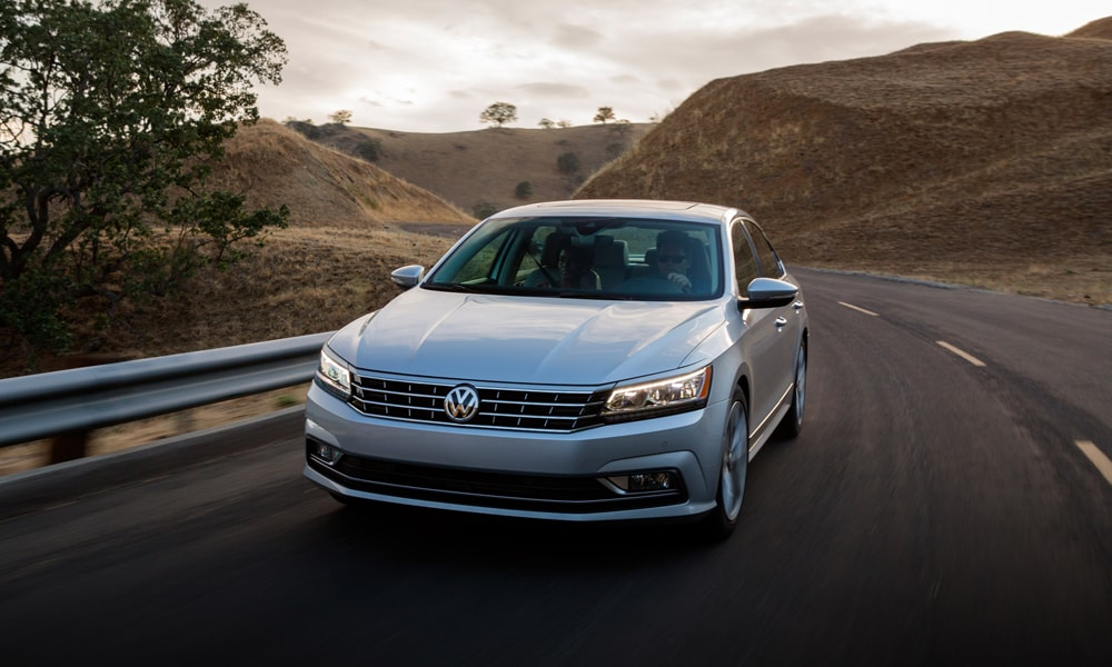 2016 Volkswagen Passat at Tom Wood Volkswagen in Indianapolis IN