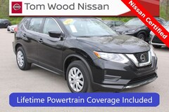 2017 Nissan Rogue S SUV JN8AT2MV3HW276196