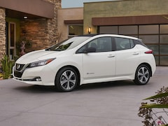 2019 Nissan LEAF SV PLUS Hatchback