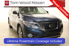 2015 Nissan Pathfinder Platinum SUV 5N1AR2MM0FC618165