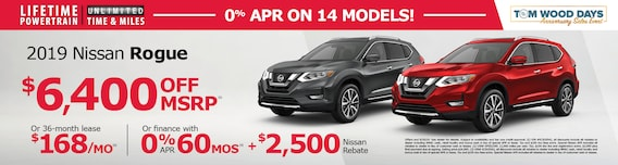 Tom Wood Nissan | New & Used Nissan Dealer | Indianapolis, IN