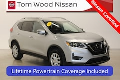 2017 Nissan Rogue S SUV JN8AT2MV8HW004906