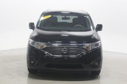 Used 2015 Nissan Quest For Sale at Tom Wood Nissan | VIN