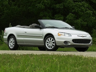 2003 Chrysler Sebring LX Convertible