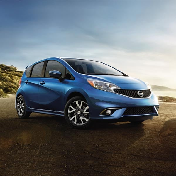 New Nissan Versa Note
