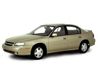 2000 Chevrolet Malibu LS Sedan