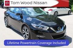 2016 Nissan Maxima 3.5 SL Sedan 1N4AA6AP4GC901094