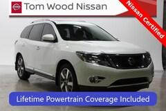 2015 Nissan Pathfinder Platinum SUV 5N1AR2MM9FC723254