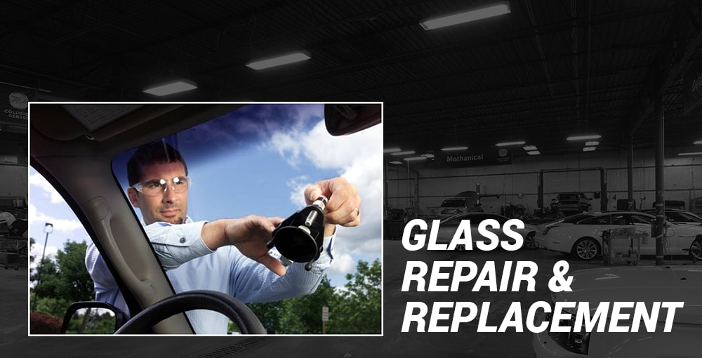 Glass Repair & Replacement Service