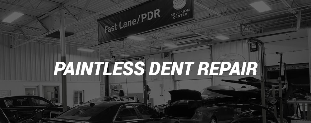 Paintless Dent Repair Service