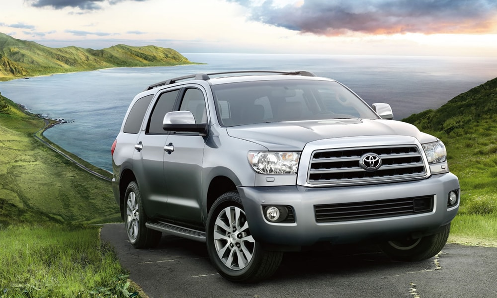 2017 Toyota Sequoia at Tom Wood Toyota in Indianapolis IN