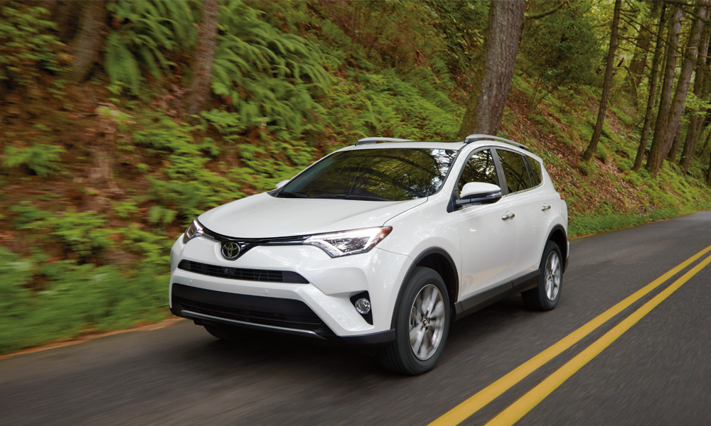 2016 Toyota RAV4 at Tom Wood Toyota in Indianapolis IN