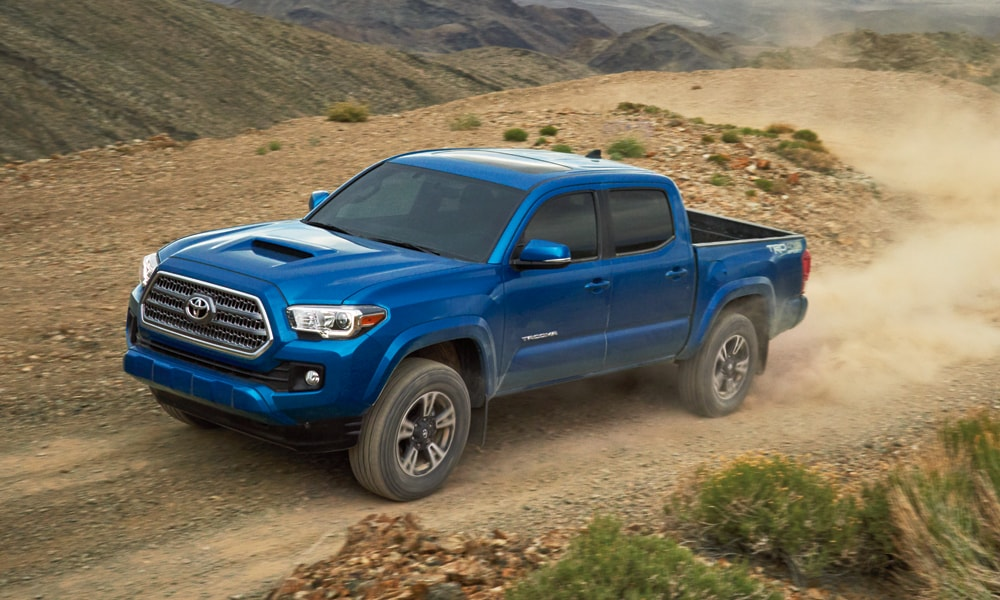 2016 Toyota Tacoma at Tom Wood Toyota in Indianapolis IN