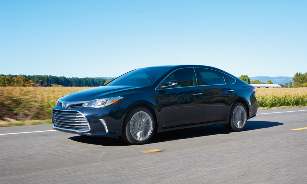 2016 Toyota Avalon at Tom Wood Toyota in Indianapolis IN