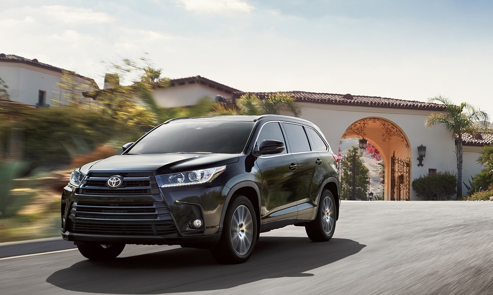 2017 Toyota Highlander at Tom Wood Toyota in Indianapolis IN