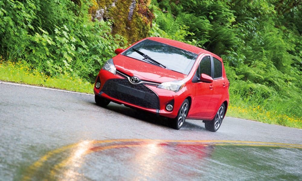 2016 Toyota Yaris at Tom Wood Toyota in Indianapolis IN