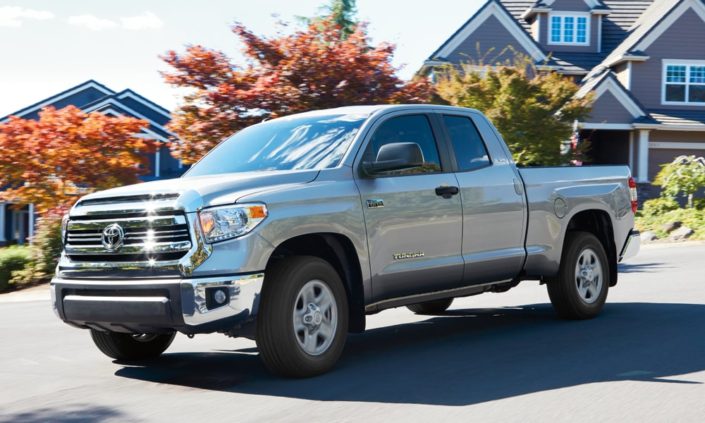 2016 Toyota Tundra at Tom Wood Toyota in Indianapolis IN