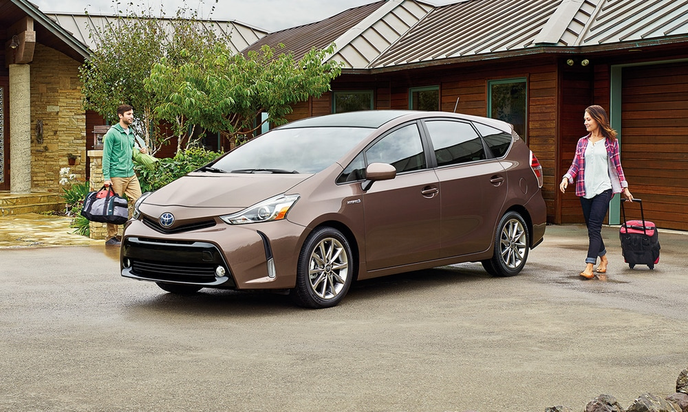 2016 Toyota Prius V at Tom Wood Toyota in Indianapolis IN