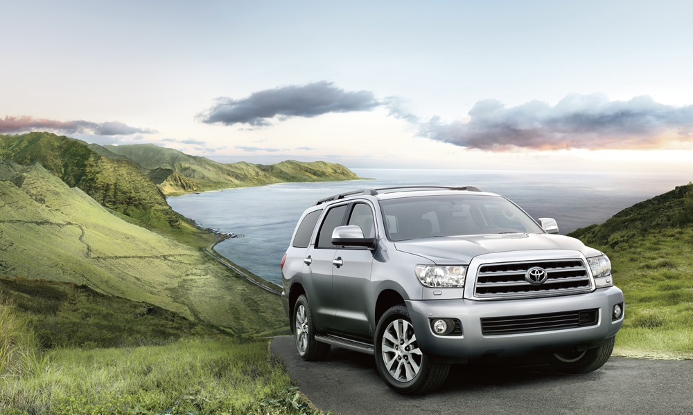 2016 Toyota Sequoia at Tom Wood Toyota in Indianapolis IN